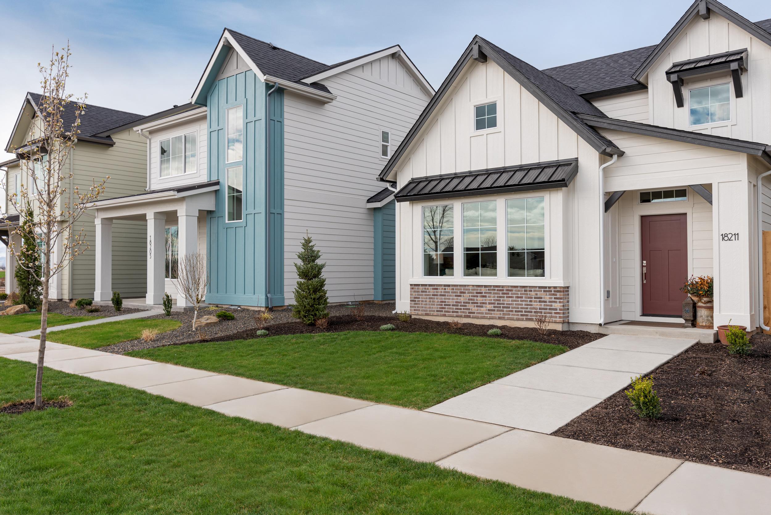 New Homes in Caldwell ID Nampa ID